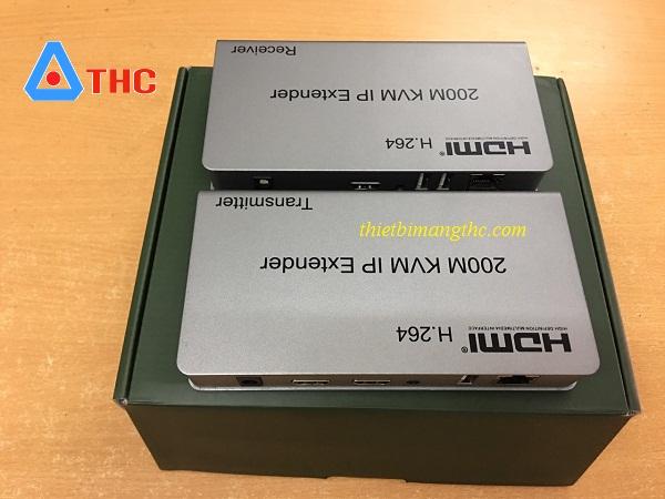 Khuếch đại HDMI 200M