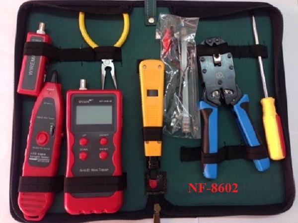 Bộ dụng cụ thi công mạng NF-8682